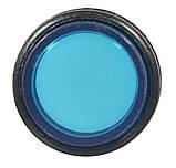 Сигнальна арматура AD22E-12DS синя 24V AC/DC, фото 3