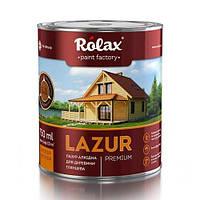 Лазур алкідна для деревини Ролакс (2,5 л) світлий дуб