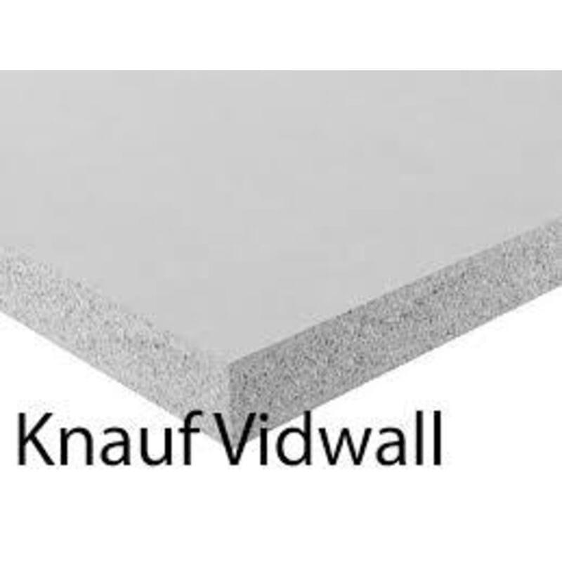 Плита гіпсоволокниста Knauf Vidiwall SK 10 2500x1200x10 мм