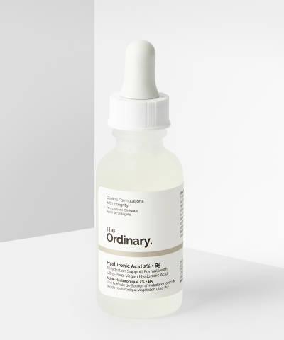 Восстанавливающая сыворотка The Ordinary Hyaluronic Acid 2% + B5 30 мл