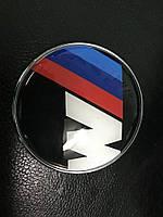 BMW E39 эмблема 74мм (турция) на штырях М-стиль / Значки БМВ 5 серия E-39