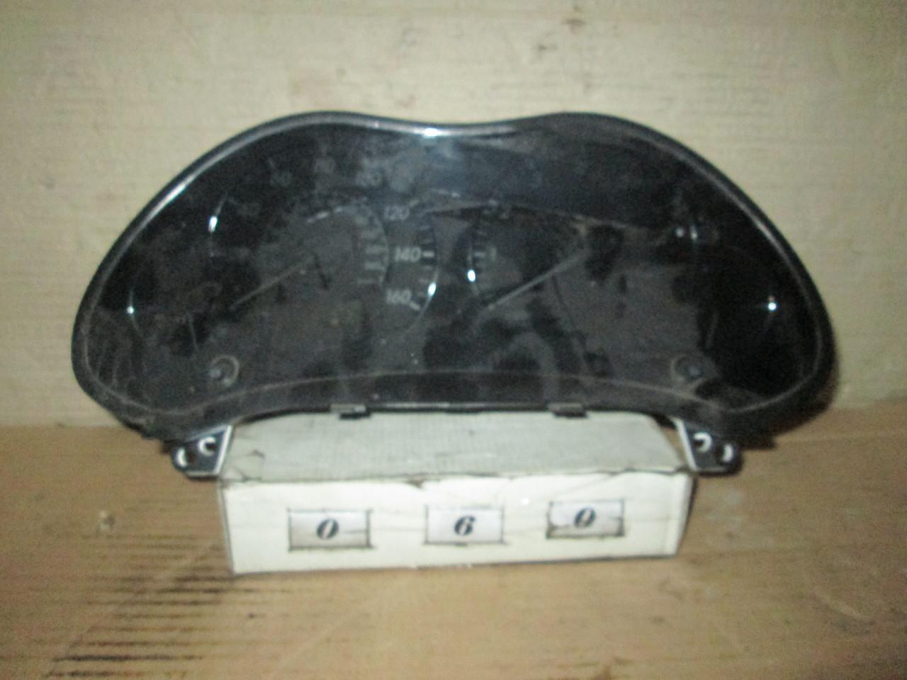 №60 Б/у Панель приладів/спідометр MB257410-9787 для Toyota Avensis T25 2003-2009