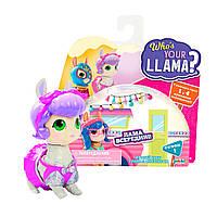 Мягкая игрушка WHO'S YOUR LLAMA? S1 – ТРАВМА-ЛАМА, 97834-PDQ