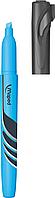 Текстмаркер FLUO PEPS Pen голубой