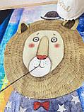 "Безкоштовна доставка! Килим ""Лев і панда"" (1.6*2.3 м), фото 9"