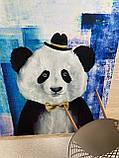"""Бесплатная доставка! Ковер """"Лев и панда"""" (1.4*2 м), фото 4"""