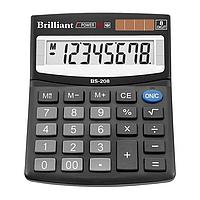 /Калькулятор BS208  8р 2пит