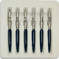 Шариковая ручка синяя