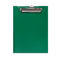 @$Клипбордпапка А5 PVC зеленый