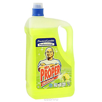 /Средство жидк д/полов Universal MR PROPER 5л Лимон