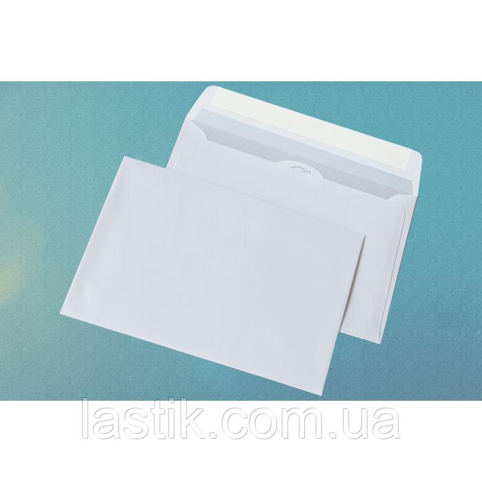 /Конверт С5 (162х229мм) белый СКЛ с вн печатью