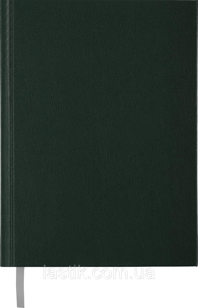 Ежедневник недат STRONG L2U A5 зеленый бумвинил