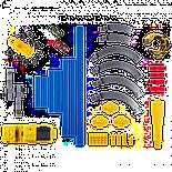 Игровой набор METAL MACHINES - Police, фото 6