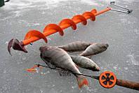 Льодобур – важливий елемент зимової екіпіровки рибака