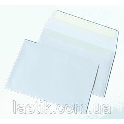 /Конверт С6 (114х162мм) білий МК з печаткою адреси на зовнішній стороні