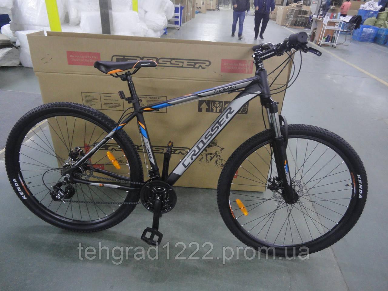 """Горный велосипед Crosser Thomas 29"""""""