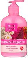 /Креммыло жидкое FRESH JUICE 460 мл Frangipani&ampDragon fruit