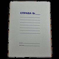 /Папка СПРАВА А4 картон 035 мм