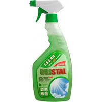 /Средство чист д/стекляных поверхн САН КЛИН Кристалл 500мл зеленый