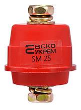 Ізолятор-тримач силовий шини SM25