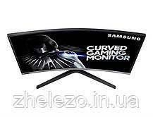 "Монітор Samsung 27"" C27RG50 (LC27RG50FQIXCI) VA Black Curved, фото 2"