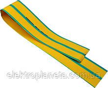 Термоусадочна трубка 60,0/30,0 жовто-зелена