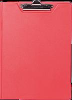 $Клипбордпапка А4 PVC красный