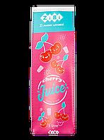 #Пенал мягкий СОК ВИШНЯ 22х6х6 см розовый