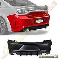 Бампер задний SRT 2015-2019 для Dodge Charger