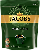 /Кофе растворимый 60 г пакет ТТ JACOBS MONARCH