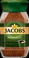 /Кофе растворимый 95 г стекло JACOBS MONARCH