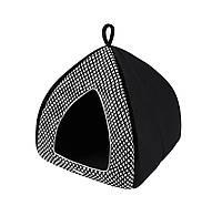 Лежак юрта для кота або маленького песика Wouapy Trio (37х37см)