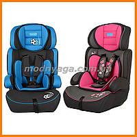 Автокресло для малышей 9-36 кг  4272