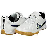 Детские футзалки Nike JR Tiempo V4 IC - 174