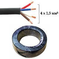 RVV-415 Акустический кабель 4 x 1,5 мм²