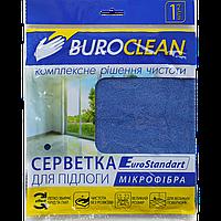 #Салфетка для пола микрофибра BuroClean EuroStandart 50х60 см