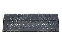"""Клавиатура для APPLE A1989, A1990 MacBook Pro 13"""", 15"""" Retina (2018, 2019) Touch Bar (RU BLACK, Вертикальный"""