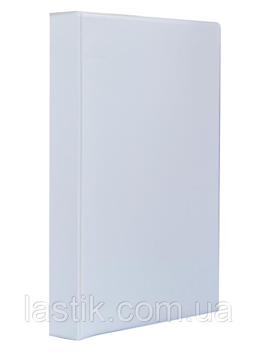 Реєстратор Панорама, А4/4D/40 PVC білий