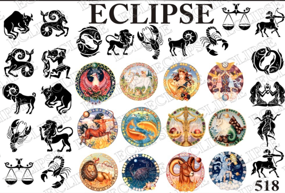 Pur pur Eclipse Слайдер дизайн 518