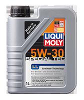 Моторное масло синтетика LIQUI MOLY 5W-30 1L Special Tec LL Volkswagen , BMW , Mercedes-Benz