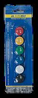 #Комплект магнитов 20 мм по 6 шт в упаковке