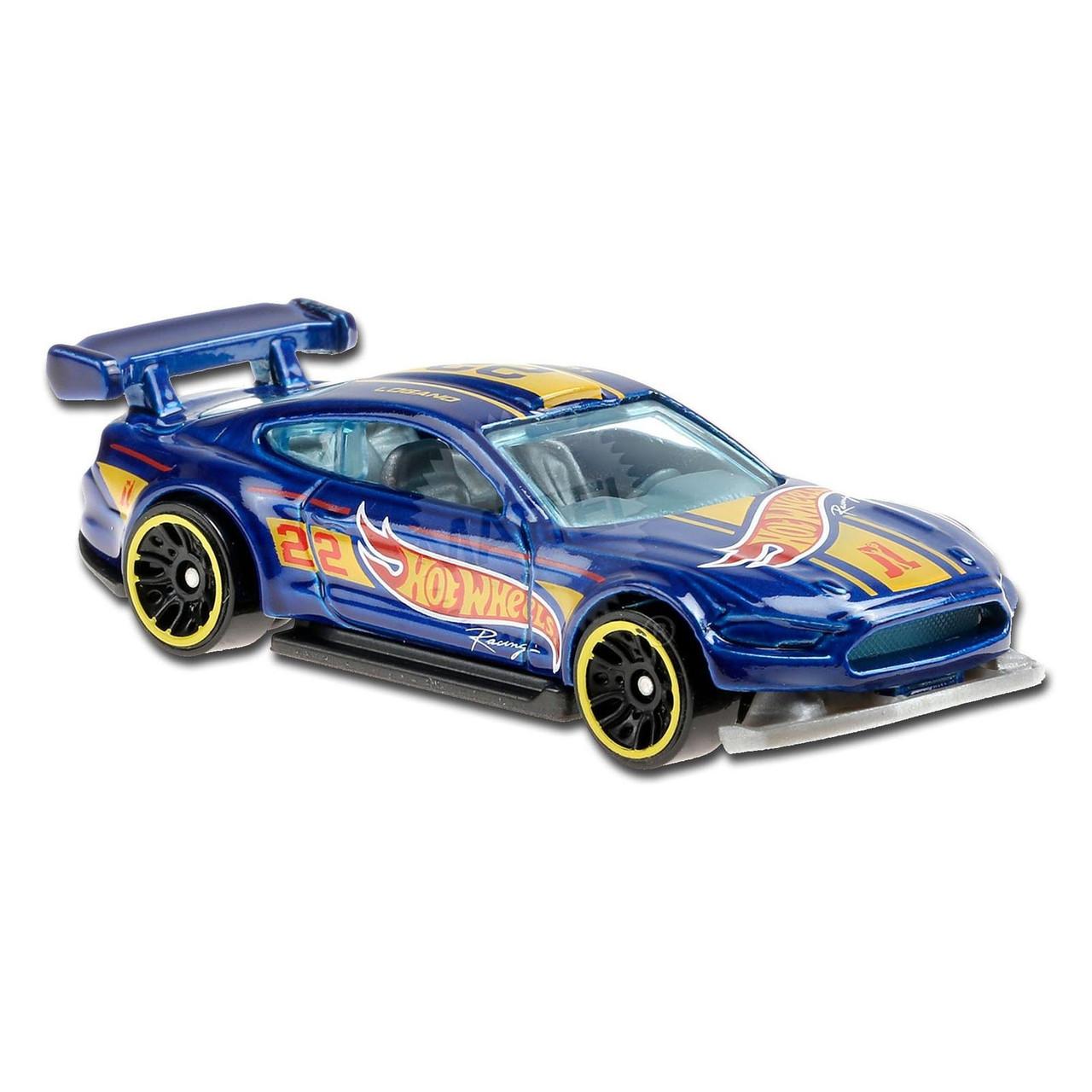 Машинка Hot Wheels Custom '18 Ford Mustang GT