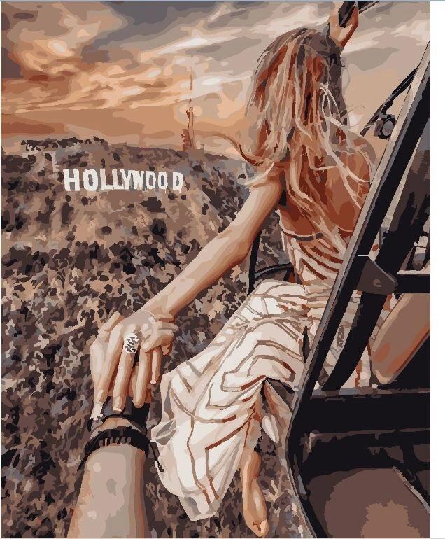 Следуй за мной. Голливуд