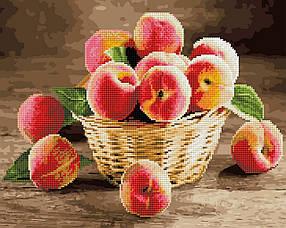 Стиглі персики