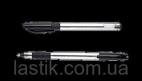 ^Ручка масляная SLIDE GRIP 05 мм рез грип трехгркорпус черные чернила