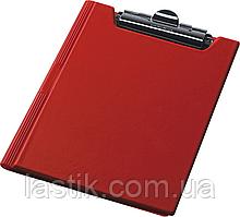 Клипбордпапка А4 PVC красный