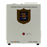 Стабилизатор напряжения LP-W-17000RD (10200Вт / 7 ступ), фото 1