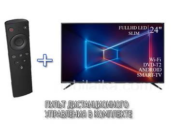 "Телевизор Sharp 24"" + Пульт Д,УSmart-TV Full HD T2 USB Гарантия 1 ГОД!"