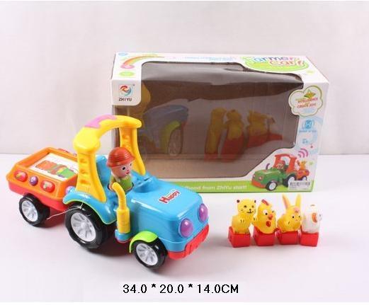 Муз. трактор
