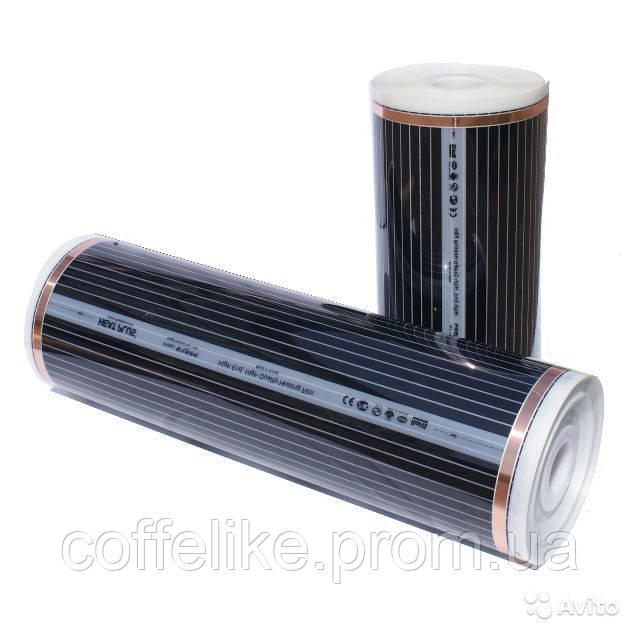 "Инфракрасная плёнка для теплого пола Heat Plus Standart HP-SPN-310 (ширина 100 см, 220 Вт/пог.м)  - ПП ""ТеплоМаркет ЭКО"" в Ровно"